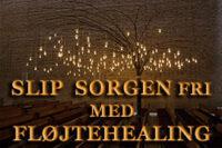 Sjælesorg online. Forløsning af sorg med blid og smuk fløjtehealing til pårørende og efterladte