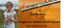Afskedsritual med intuitiv fløjtemusik