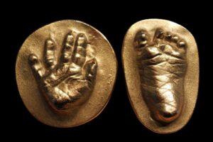 Vuggevise og bronzeafstøbning